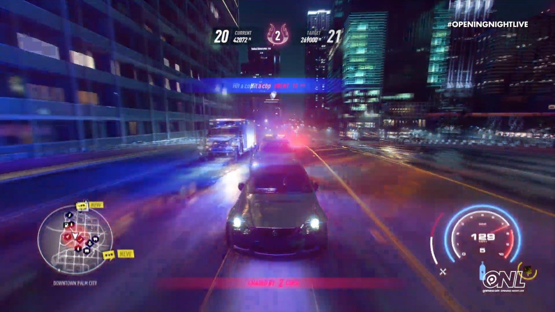 Need for Speed: Heat ofrecerá una completa personalización, sin clases de vehículos