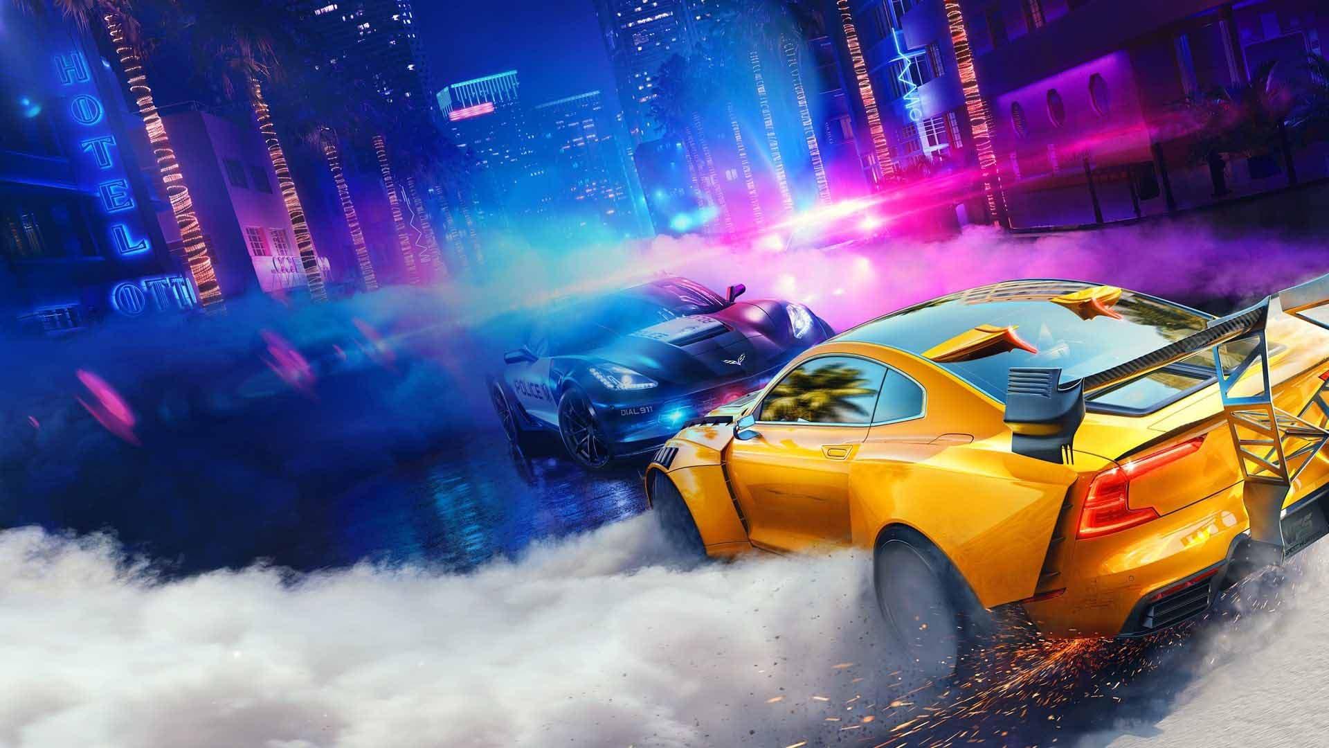 Need for Speed Heat promete más coches, más personalización y más desafíos