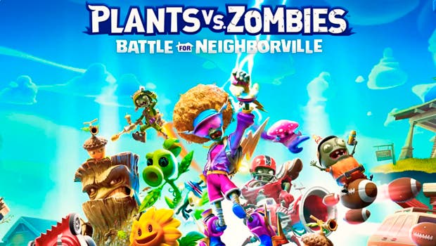 Plants Vs Zombies: Battle For Neighborville gameplay