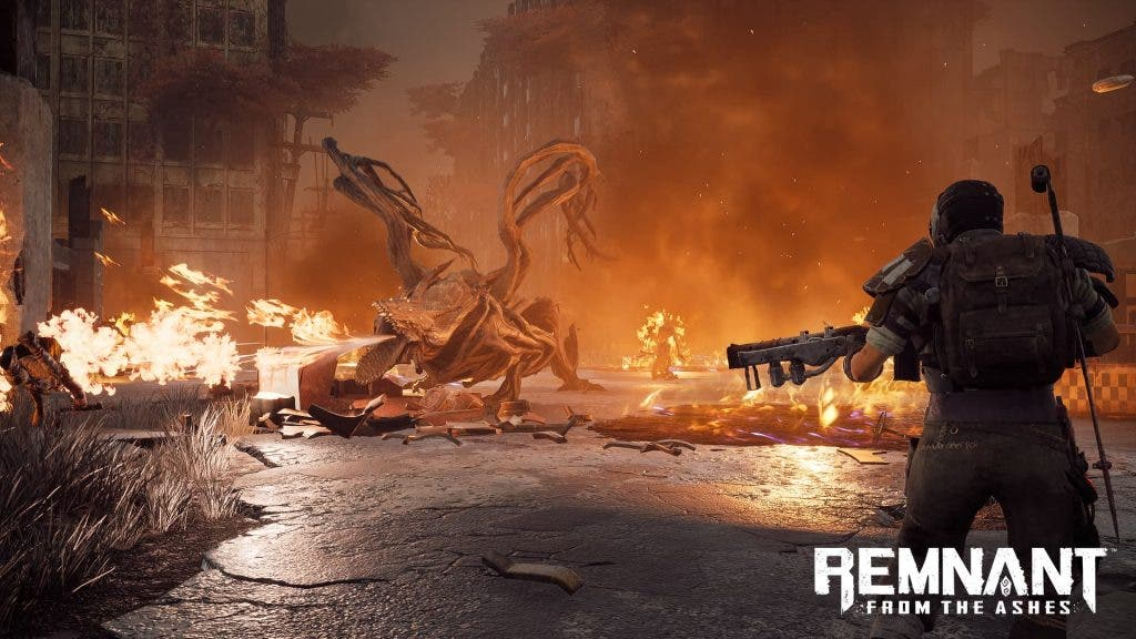 Análisis de Remnant: From the Ashes - Xbox One 2