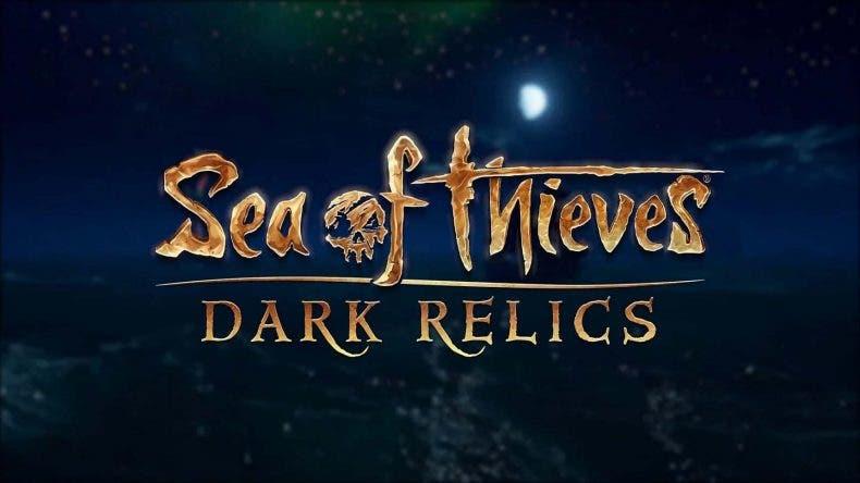 Sea of Thieves recibe nuevos contenidos en una nueva actualización, Dark Relics 1
