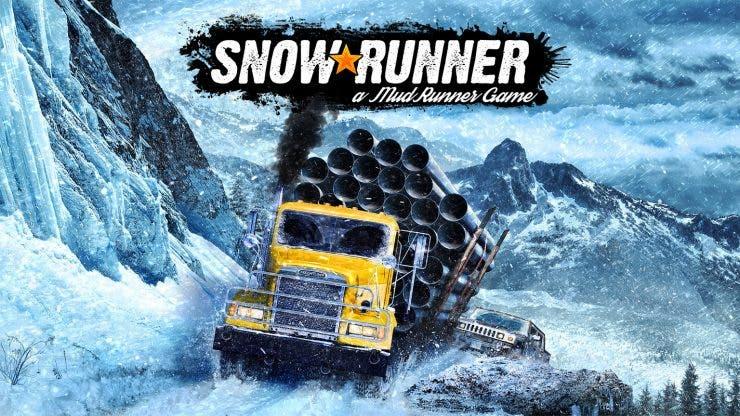 Se presenta SnowRunner, secuela de MudRunner, para llegar a consolas en 2020