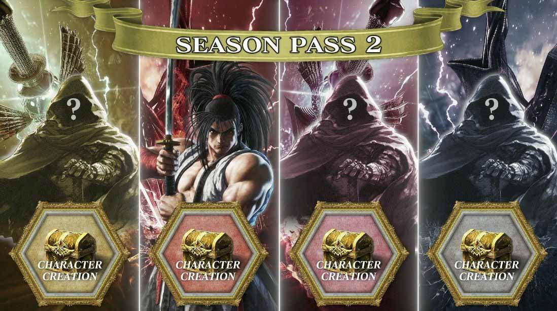 Soul Calibur VI presenta su segunda temporada, con nuevos luchadores y novedades