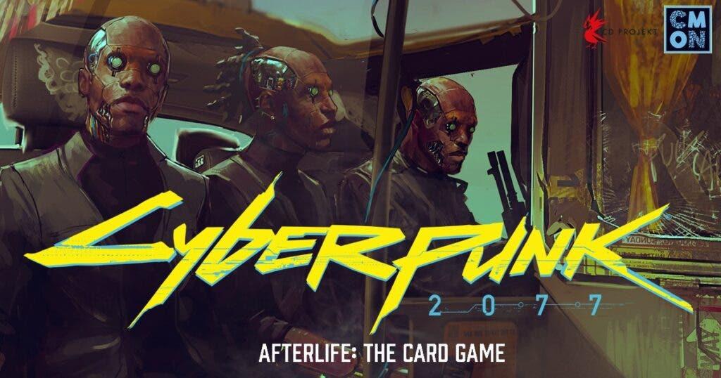Cyberpunk 2077 contará con un juego de cartas en 2020 2