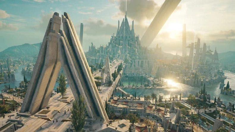 Todos los secretos de Assassin's Creed Odyssey: El destino de la Atlántida contados por su creador 1
