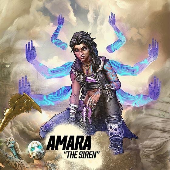 Borderlands 3 introduce a Amara en un nuevo tráiler y sus primeros 15 minutos en un gameplay