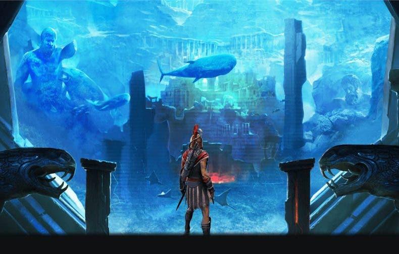 Consigue gratis el primer episodio de Assassin's Creed Odyssey: El destino de la Atlántida por tiempo limitado 1