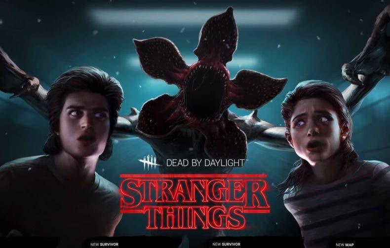 Stranger Things confirma su llegada a Dead by Daylight: el Demogorgon y mucho más 1