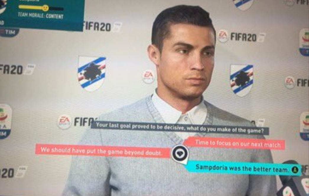 Desvelada la lista de logros de FIFA 20