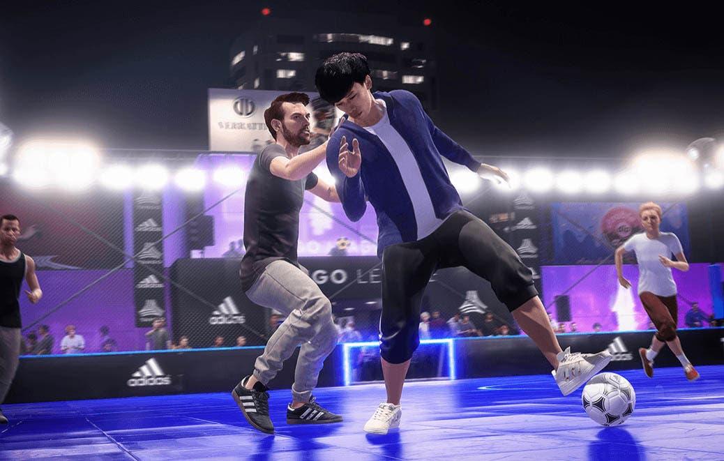 El clásico alemán en un gameplay de FIFA 20 desde la Gamescom 2019