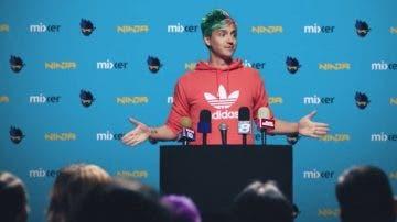 Ninja ya supera el millón de suscriptores en Mixer 4