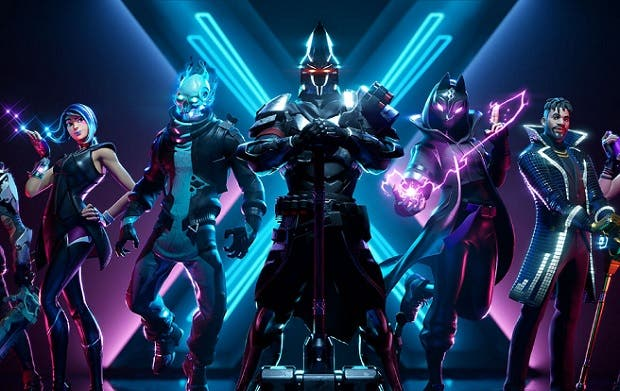 Fortnite añade mecánicas al estilo Titanfall en su nueva Temporada X 1