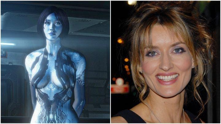 Ya se ha elegido actriz para interpretar a Cortana en la serie de TV de Halo 2