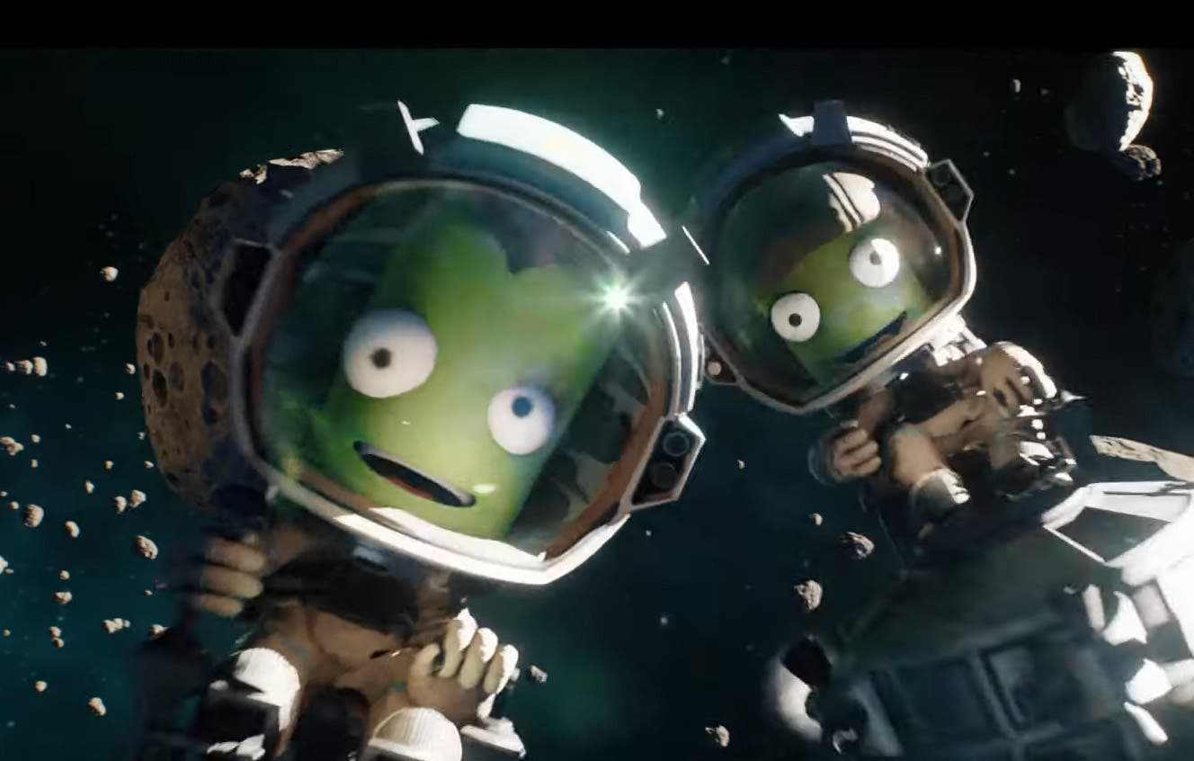 Kerbal Space Program: Breaking Ground ya tiene fecha en Xbox One 8
