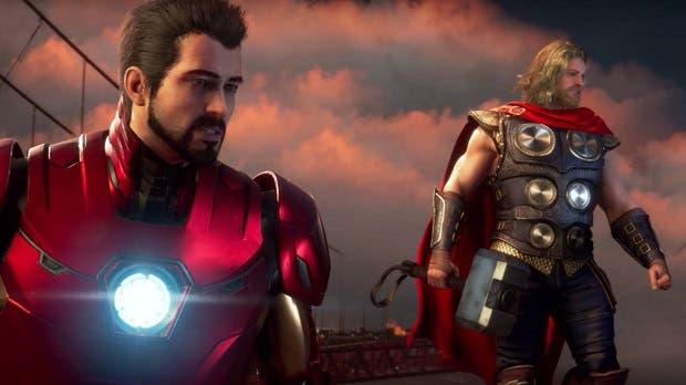 Los personajes DLC de Marvel's Avengers no serán únicamente reskins 2