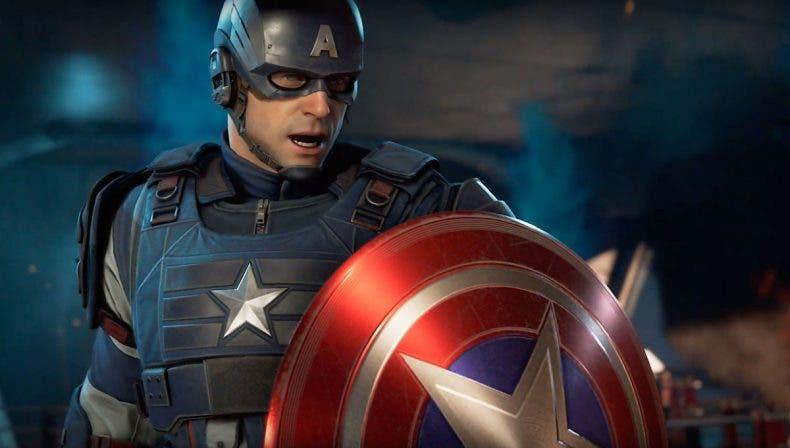 Se presenta el perfil del Capitán América en Marvel's Avengers 1