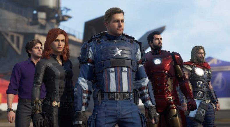 Marvel's Avengers tendrá una precuela en formato cómic 1