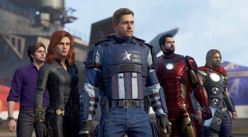 Marvel's Avengers actualiza su contenido previsto para 2021 4