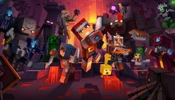 Llega la actualización de Minecraft Dungeons para Xbox Series X/S 1