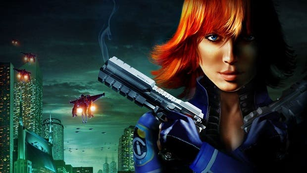 Perfect Dark se inspiró en la mítica Ghost in the Shell 1