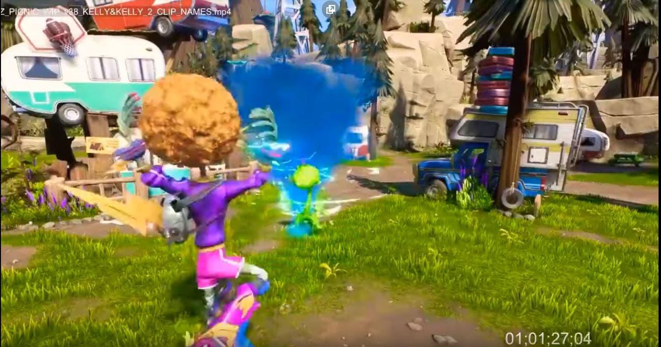 Se filtra un vídeo de Plants Vs Zombies: Battle For Neighborville mostrando su gameplay 1