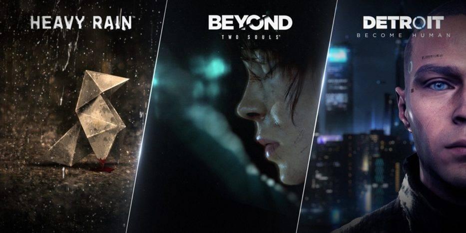 Quantic Dream anuncia sus planes de autoedición 2