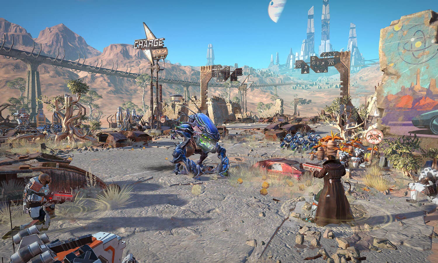 Análisis de Age of Wonders: Planetfall - Xbox One 4