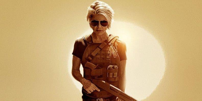 Sarah Connor protagonista del nuevo gameplay de Gears 5 desde la Gamescom 2019 1