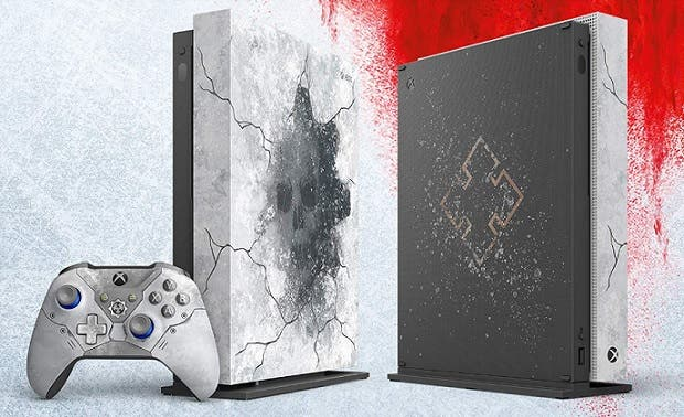 Así es el espectacular bundle de Xbox One X con Gears 5 Ultimate Edition 1