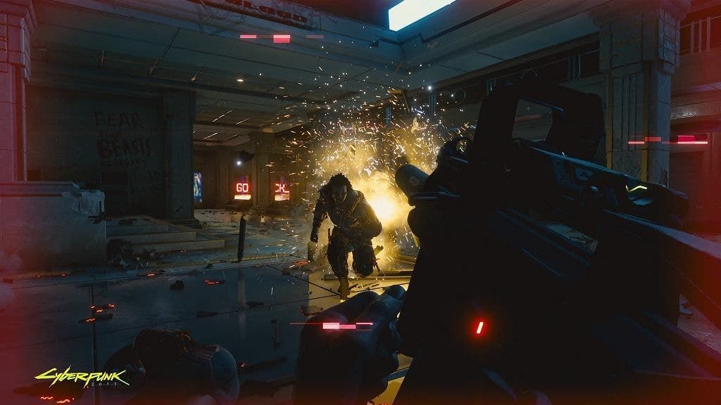 CD Projekt RED nos muestra Cyberpunk 2077 en movimiento 4