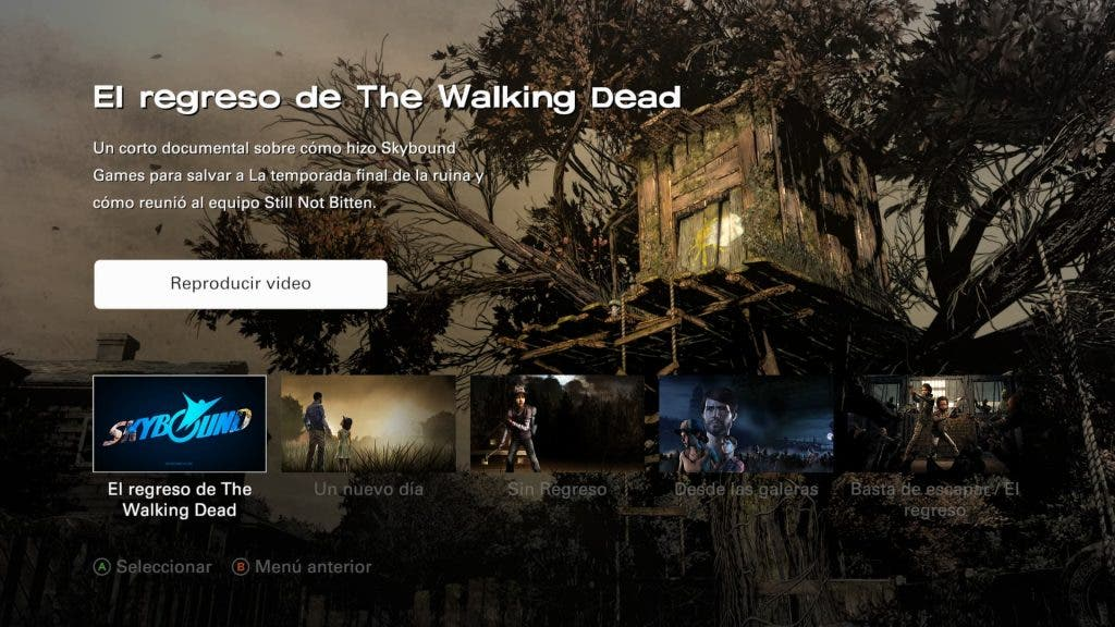 Análisis de The Walking Dead: The Telltale Definitive Series - Xbox One