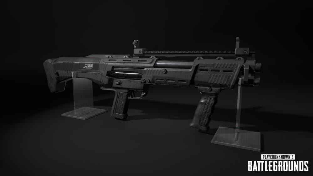 Una nueva arma llega a PUBG en Xbox One y PS4 2