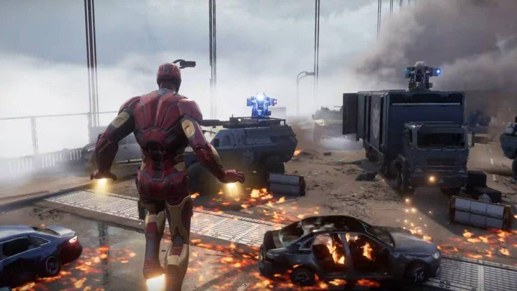Marvel's Avengers podrá jugarse en la Madrid Games Week 2