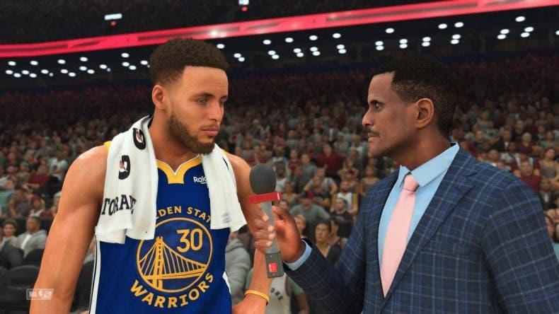 2K actualiza las puntuaciones de los jugadores en NBA 2K20 1
