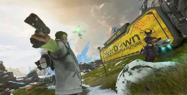 Echa un vistazo a las nuevas localizaciones de Apex Legends en el gameplay de su Temporada 3 1