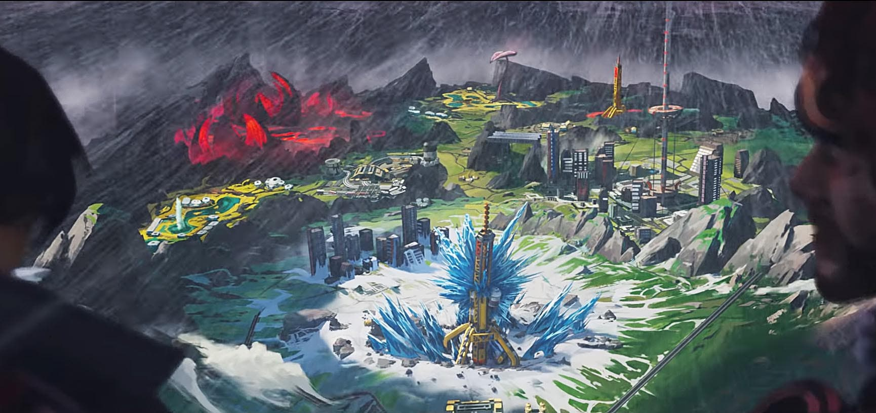 El combate llegará al fin del mundo en el nuevo mapa de Apex Legends