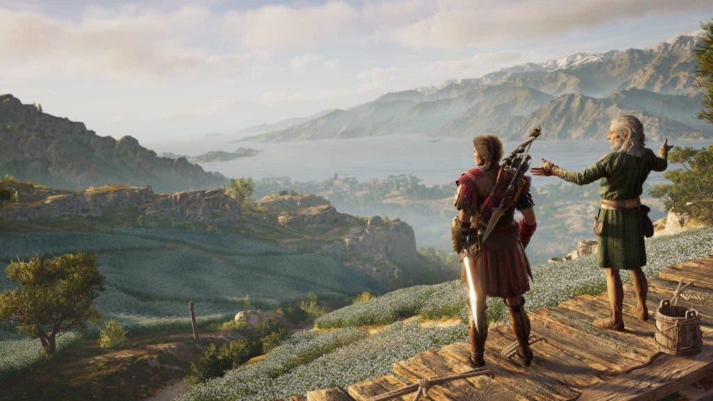 Assassin's Creed Odyssey dejará de recibir soporte pronto 2