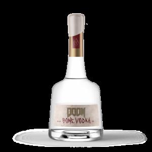 Así es el curioso vodka hecho con huesos de DOOM 2