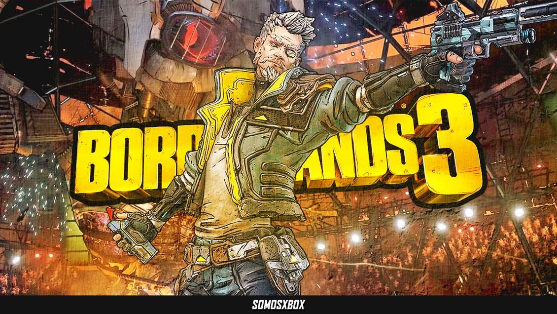 Borderlands 3 fortalece a Zane y nerfea a FL4K en la última actualización 3