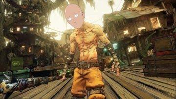 Borderlands 3 cuenta con un arma inspirada en One Punch Man