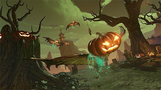 Borderlands 3 presenta el evento 'Cosecha Sangrienta' con motivo de Halloween 1