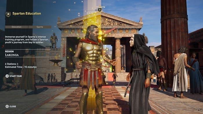 Impresiones de AC Discovery Tour: Ancient Greece 4