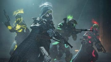 Destiny 2 se luce corriendo en Xbox Series X en un gameplay 7