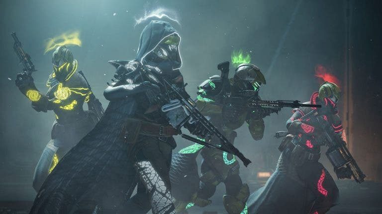 Destiny 2 se luce corriendo en Xbox Series X en un gameplay 5