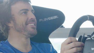 Fernando Alonso habla sobre su labor en GRID en un nuevo vídeo de desarrollo 12