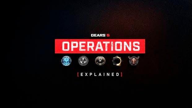 Gears 5 presenta las Operaciones como parte del contenido post lanzamiento 1