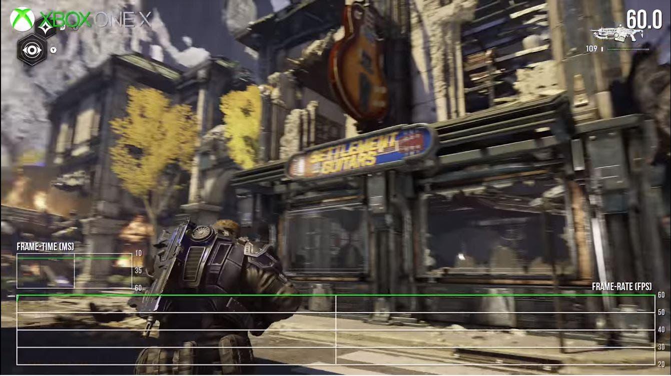 ¿Gears 5 es un nuevo standard para Xbox One? Digital Foundry lo confirma
