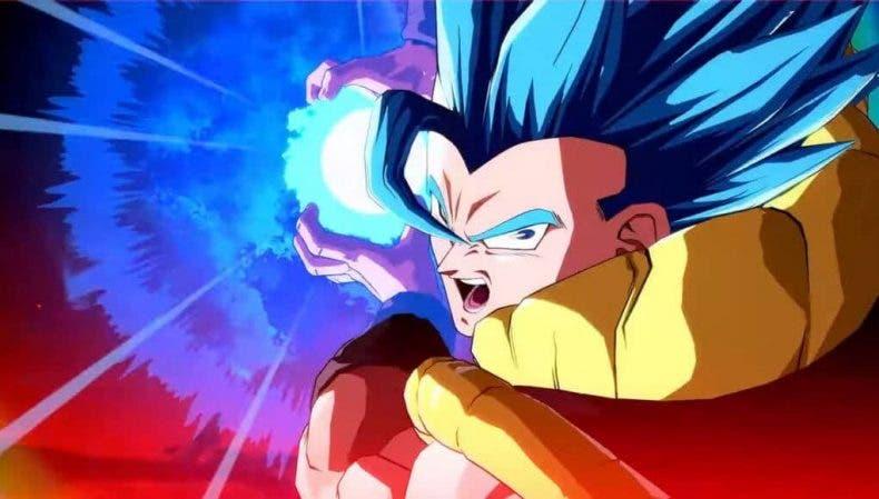 Gogeta llegará a Dragon Ball FighterZ la semana que viene 1