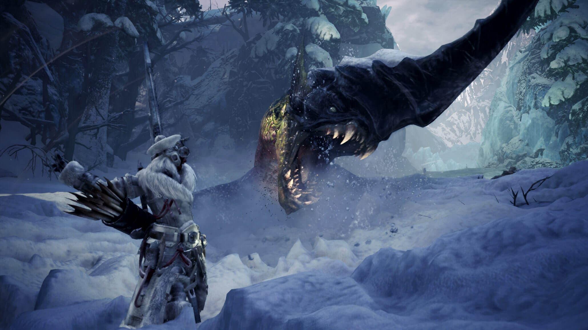 Detallado el contenido de la tercera actualización de Monster Hunter World: Iceborne 2