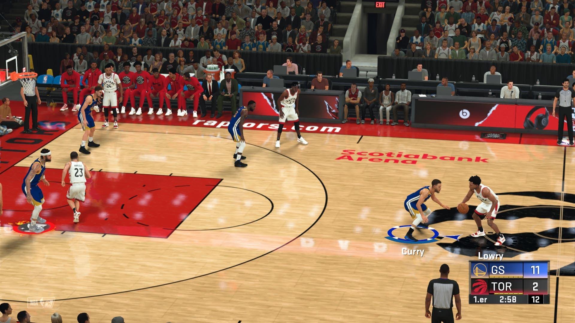 Análisis de NBA 2K20 - Xbox One 1